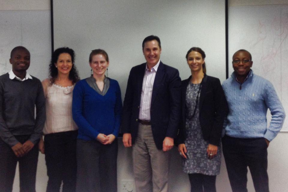 Advanced Presentation Skills for Actuaries Programme, Cape Town