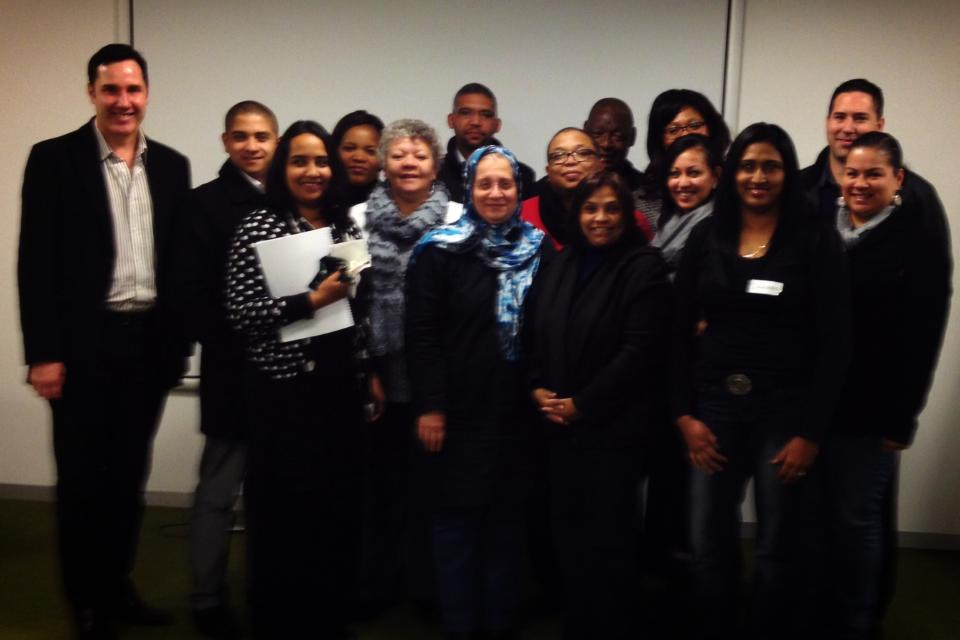 Advanced Writing and Report Skills Programme, Cape Town