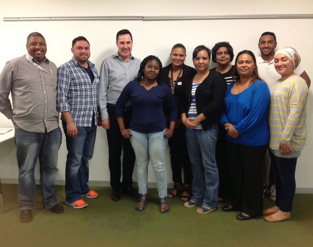 Advanced Writing Skills Programme, Cape Town