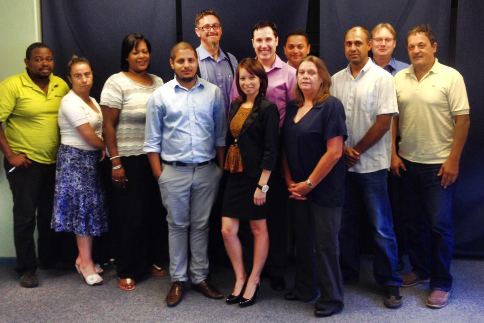 Business communication Skills Programme, Cape Town