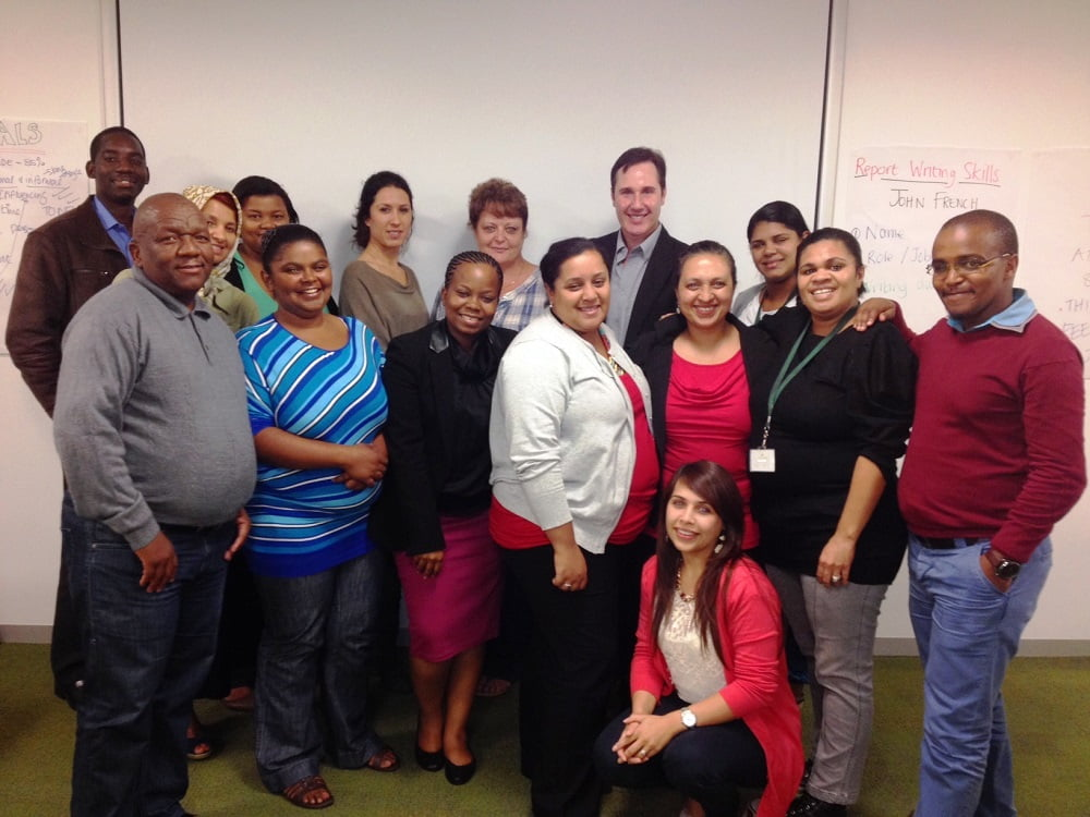 Customer Service Programme, Cape Town