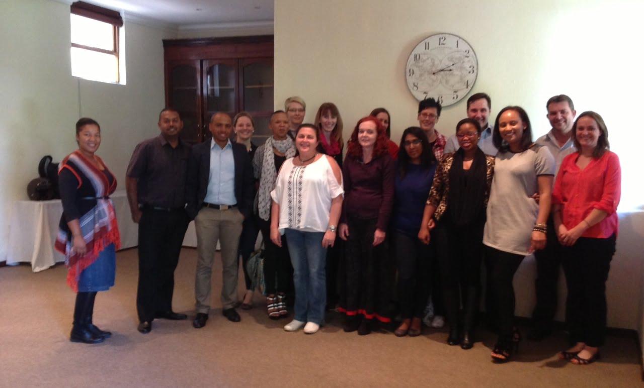 Customer Service Programme, Johannesburg