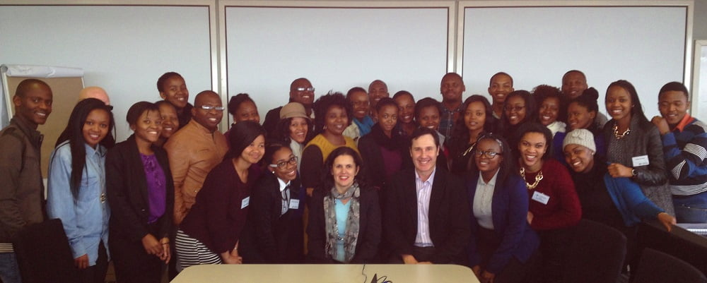 Imfundo Scholarship Communication Skills Programme, Cape Town