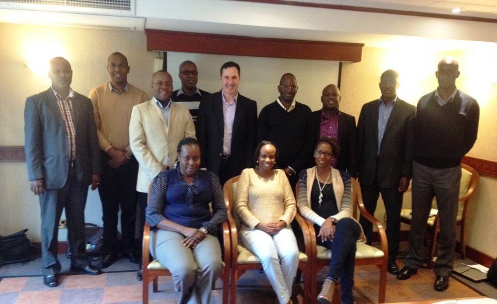 Leadership Communication Skills Programme, Kenya
