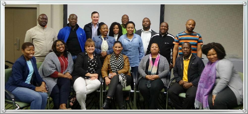 Management Presentation Skills, Cape Town