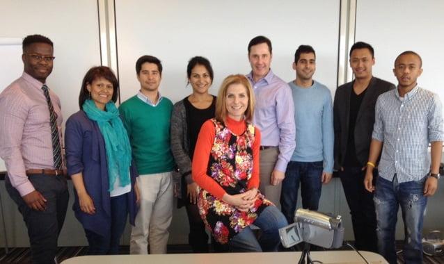 Professional Communication & Engagement Programme, Cape Town