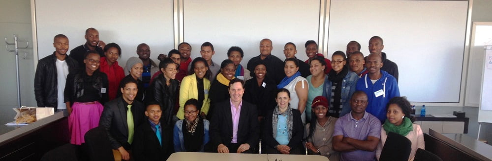 Professional Communication Skills Programme, Cape Town