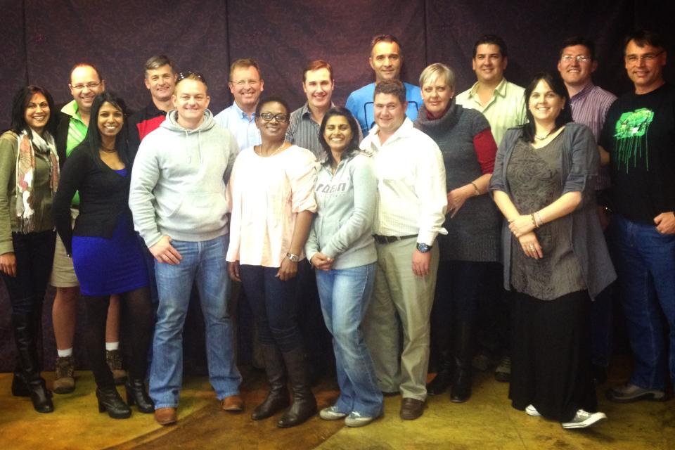 Strategic Influencing Skills Programme, Johannesburg